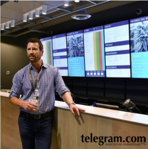 "Worcester Telegram – ""Good Chemistry marijuana dispensary"